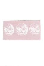 Load image into Gallery viewer, Kids Moon Phase Print Multi Use Headband/Mask in Dusty Lavender