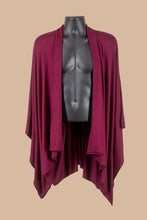 Load image into Gallery viewer, Kimono Jacket in Burgundy