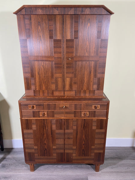 1940's Swedish Rosewood Buffet