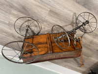 "Antique American Cart ""express"""
