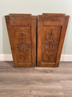 1920's Signed French Panels From French Boulanger