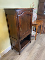 Early 19th C. French Oak Cabinet