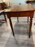 Late 1800's  Pine Table With Drawer