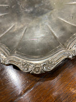 Countess International Silver Co. Round Dish