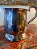Reed and Barton Cup Monogramed Andrea