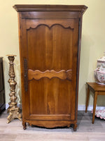 18th Century French Fruitwood Bonnetiere