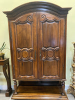 Rare 18th C. French Walnut  Cabinet