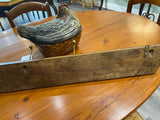 Vintage American Oak Coat Rack
