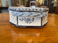 19th C. French Roen Faience Jardiniere