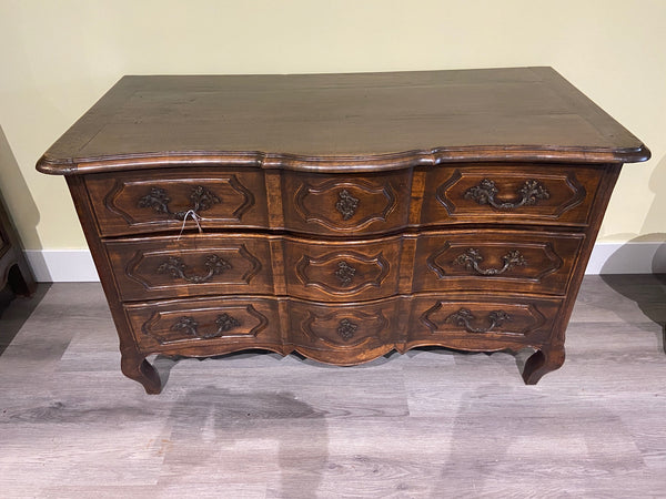 Late 1700's French Bombay Chest of Drawers