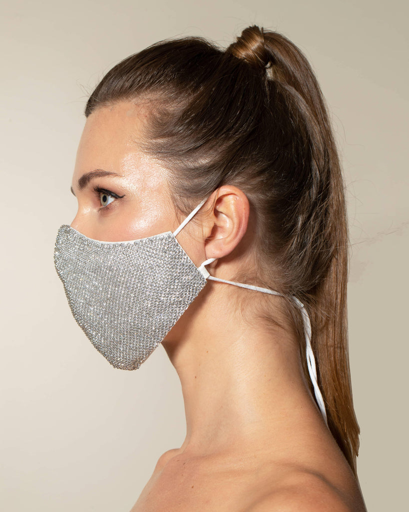 Fashion Mask - Crystal