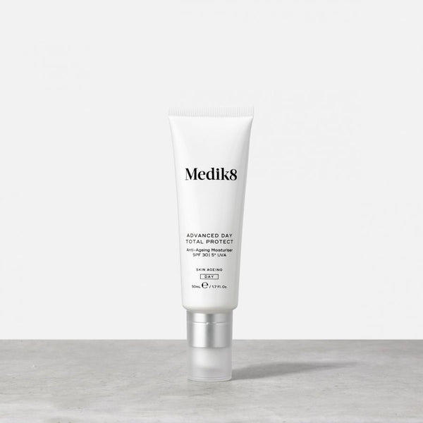 Medik8 Advanced Day Total Protect™  Anti-Ageing Moisturiser SPF 30 | 5* UVA