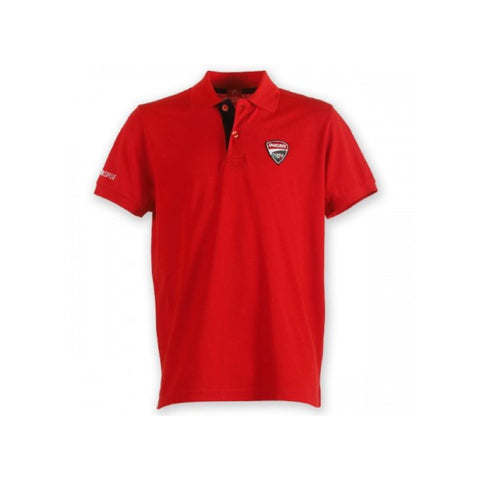 Polo Ducati Corse 12 Corporate Shirt