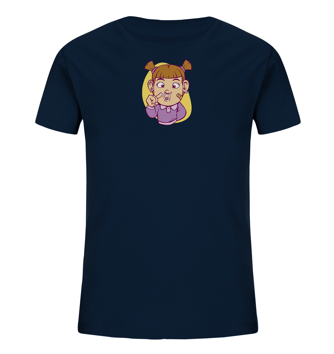Snotty - Kids Organic Shirt