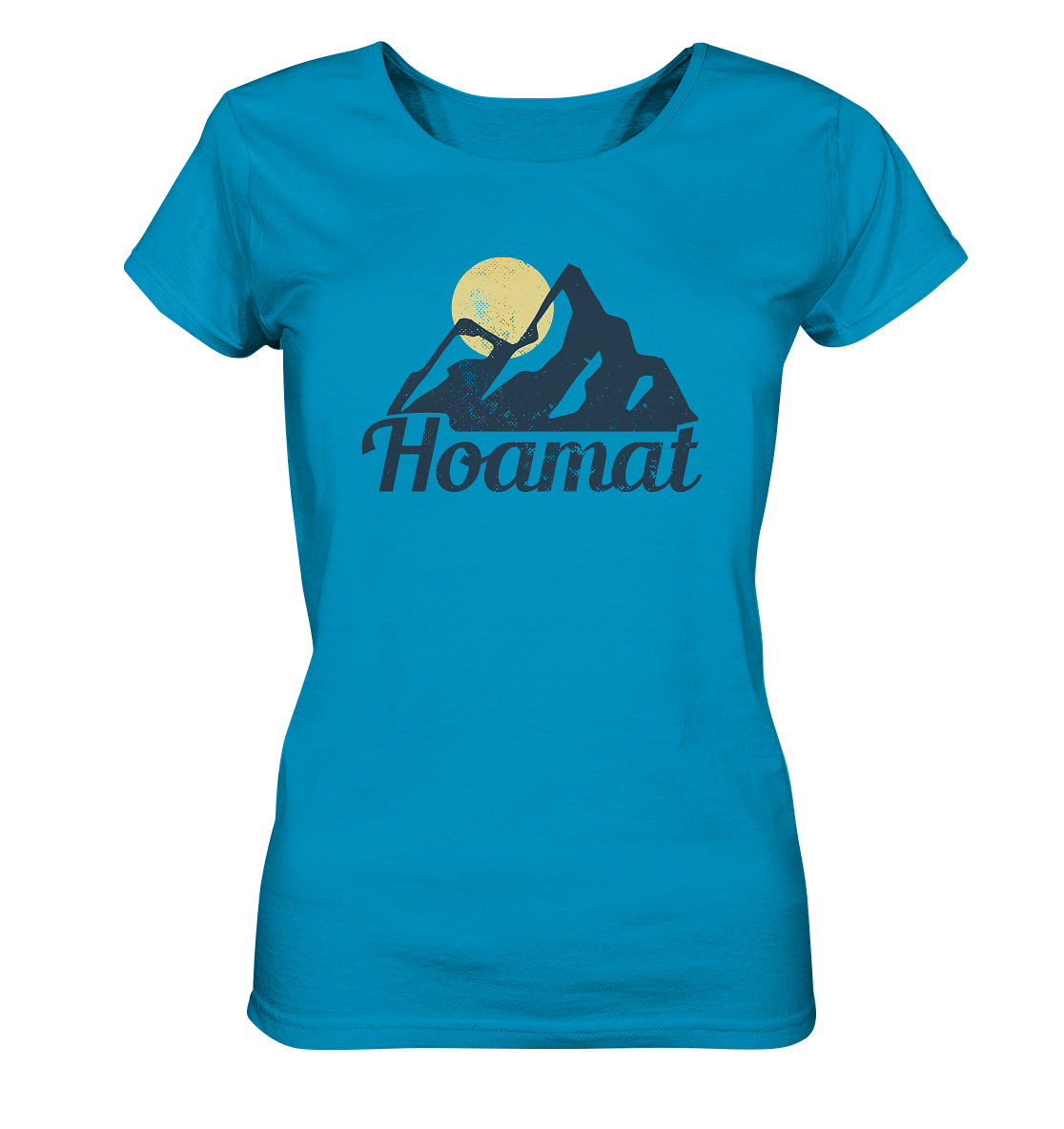 Hoamat - Ladies Organic Shirt