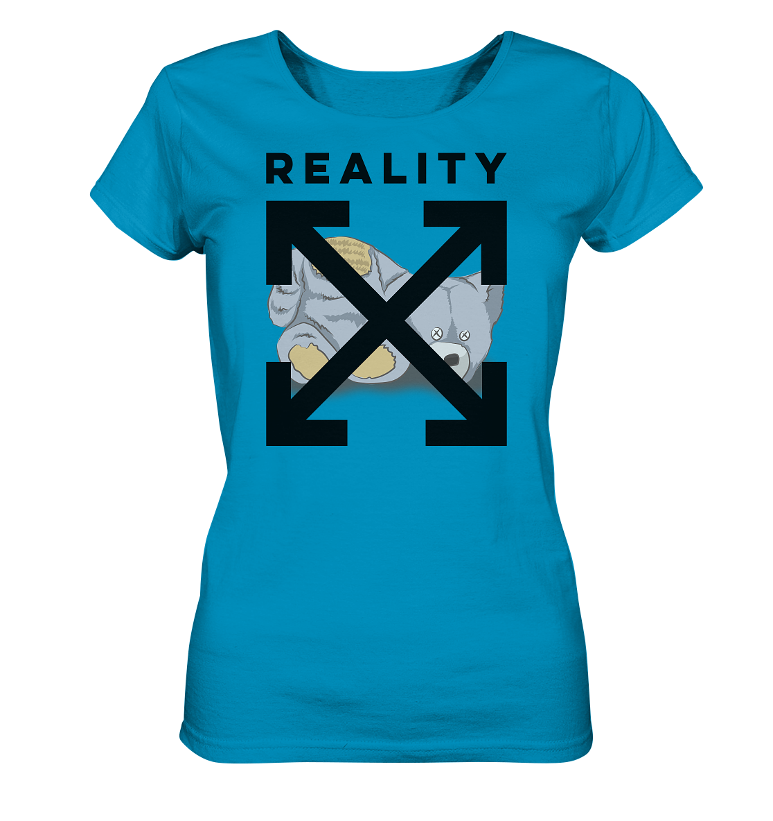 Reality - Ladies Organic Shirt
