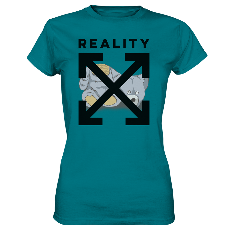 Reality - Ladies Premium Shirt