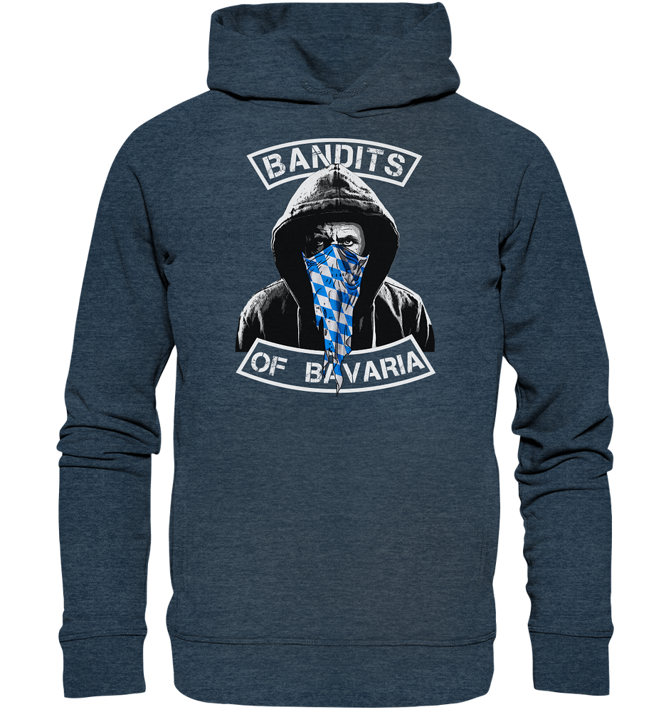 Bandits of Bavaria - Organic Fashion Hoodie