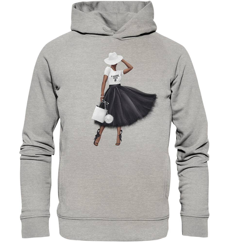 Faith Fashion - Organic Fashion Hoodie
