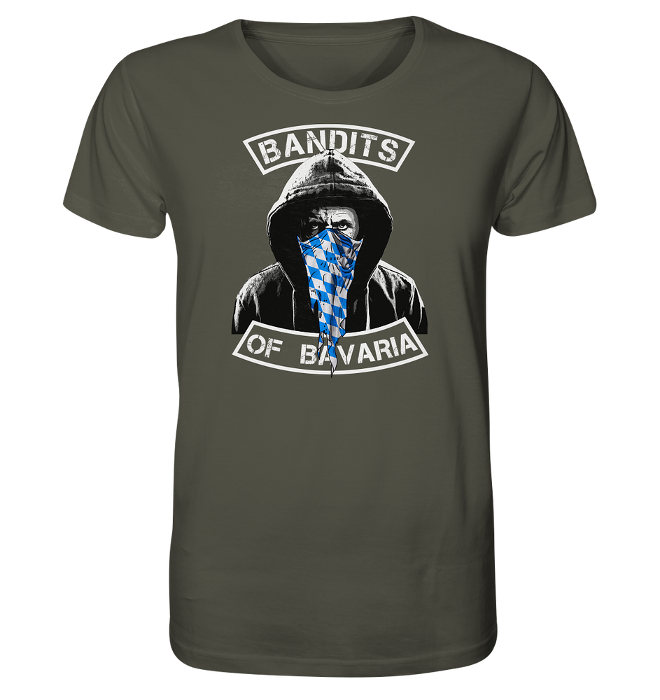 Bandits of Bavaria - Organic Shirt