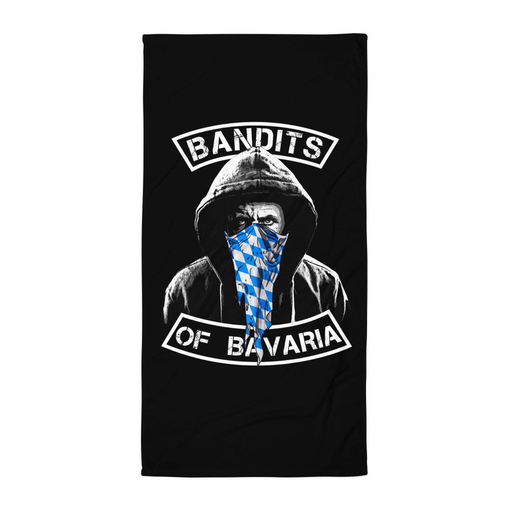 Bandits of Bavaria Handtuch