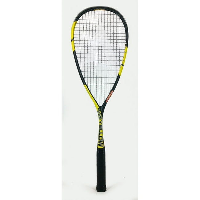 Black Zone Squash Racket