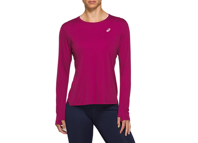 Ladies Asics Long Sleeve