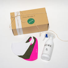 Load image into Gallery viewer, Mask Gift Set / 選べるATB-UV+マスク・REMO300ml セット【ギフトボックス無料】
