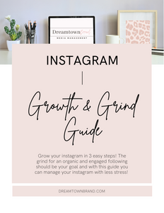 2021 Growth & Grind Guide - Digital PDF
