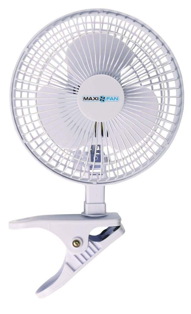 MaxiFan Clip-on Fan