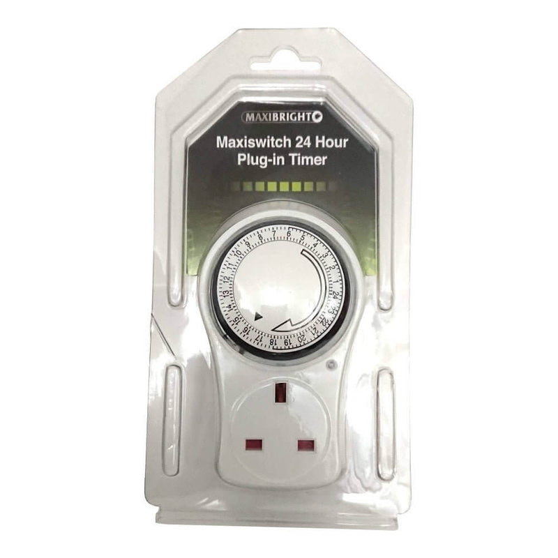 Maxiswitch Plug in Timer