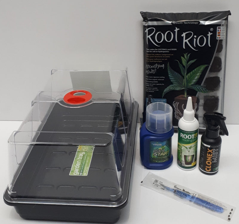 Basic Seed and Cutting Starter Kit - Root Riot