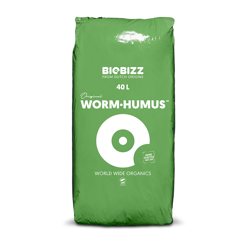 Worm Humus 40L Bag - Price includes heavy item surcharge - cheaper instore!