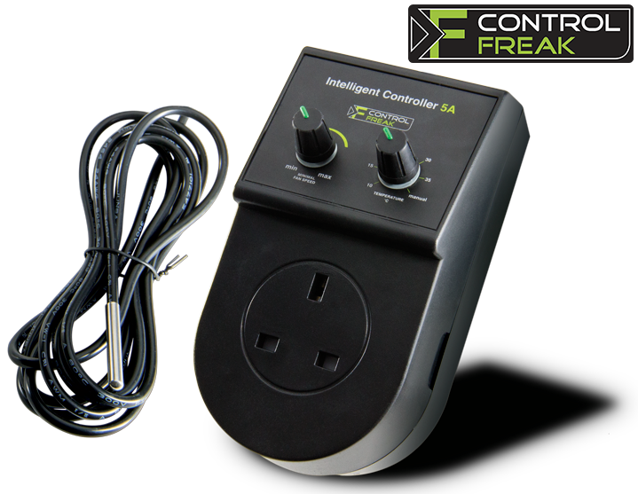 Control Freak Intelligent Fan Controller 5A