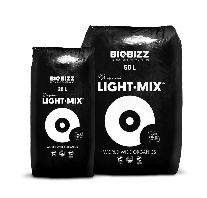 Biobizz Light Mix 50L - Price includes heavy item surcharge - cheaper instore!