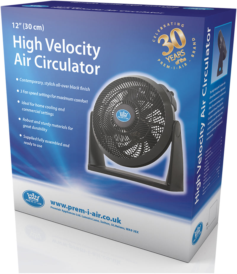 Prem-I-Air High Velocity Air Circulators
