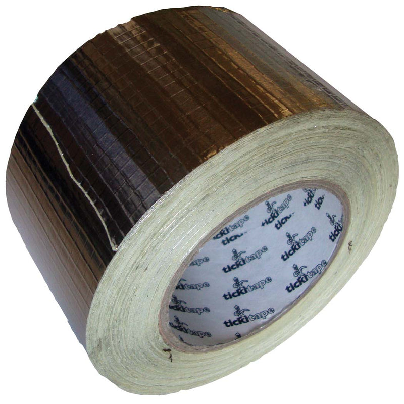 Aluminium X-Weave Tape 75mm x 45mtr