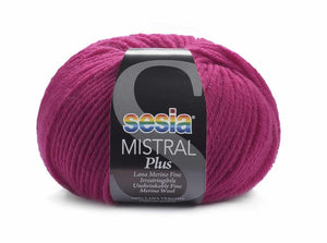 Mistral Plus -gomitolo Sesia - Justknit