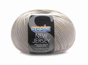 New Jersey -gomitolo Sesia - Justknit