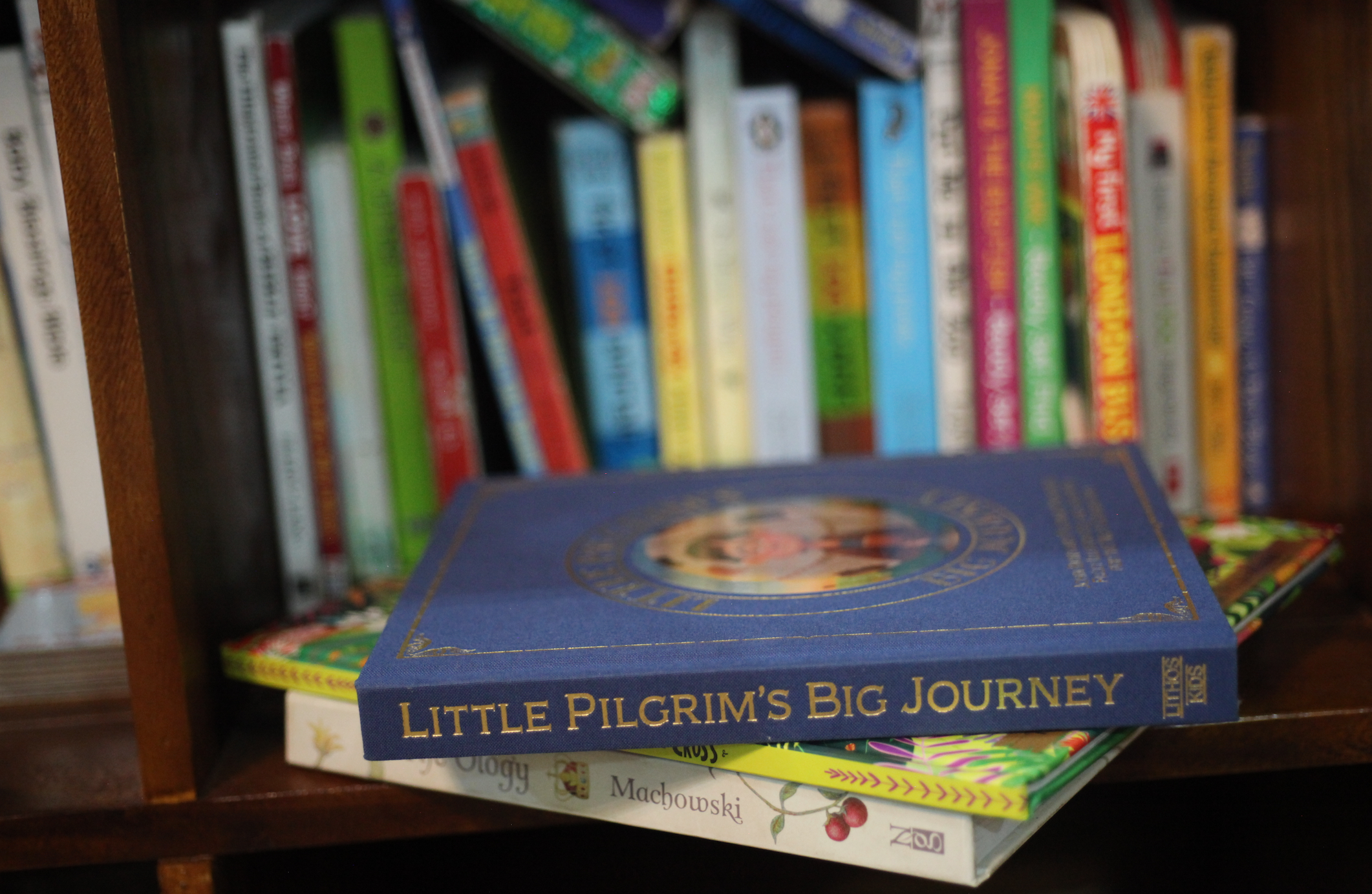 Little Pilgrim's Big Journey