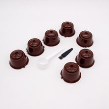 Load image into Gallery viewer, 7 PCS Mix Coffee Filter 20ml Reusable Refillable Coffee Capsule Filters