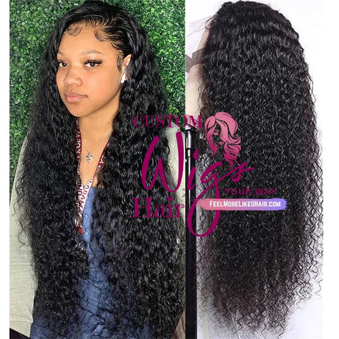 """(30""""-40inch, 13x4 lace front wigs)"""