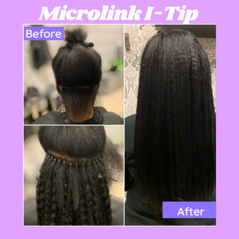 Microlink i-tip appointment service near me