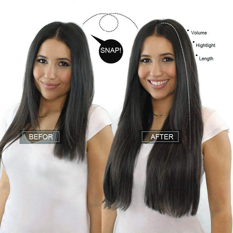 Natural Black Thick Hair Extensions Bundle Weft Sew In Weaves Virgin Straight Bundles  For those who want it given to them straight, our collection of 100% virgin straight hair bundles is your go-to for a sleek look with minimal effort.