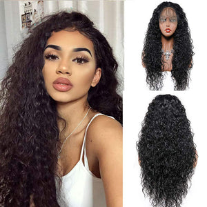 Custom Made Wig Lace Front-Lina