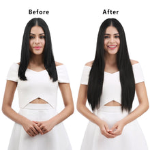 Load image into Gallery viewer, Advanced Secret Hidden  Sew-in Hair Seamless Extensions Collection No-Braid >Professional Install Application Service with a FMLU Certified Wig & Hair Extension Expert