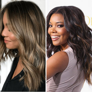 Natural Looking Solutions For Very Thin Hair Salon Hair Extension Services | We Supply Your Hair