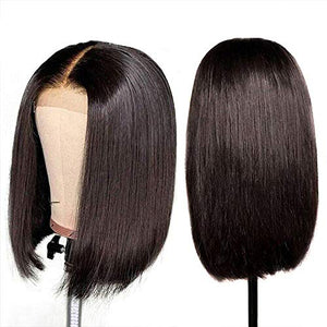 Copy of TEMPLATE Custom Made Wig Hair System (Create Your Own) Lace Front Wig-Raw Cambodian Natural Yaki Straight