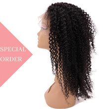 Load image into Gallery viewer, Copy oBrazilian Afro Kinky Front Lace Wig