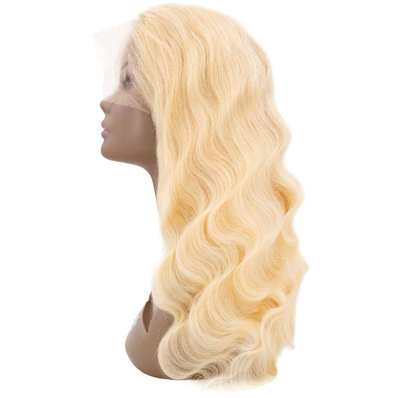 Brazilian Blonde Body Wave Full Lace Wig